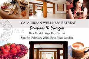 De-stress & Energise Day Retreat