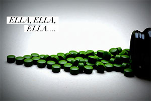 Chlorella, natures perfect superfood.